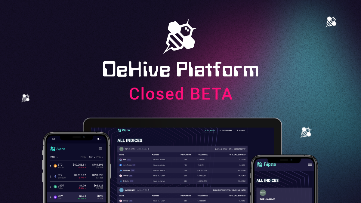 DEHIVE BETA IS COMING🔥
