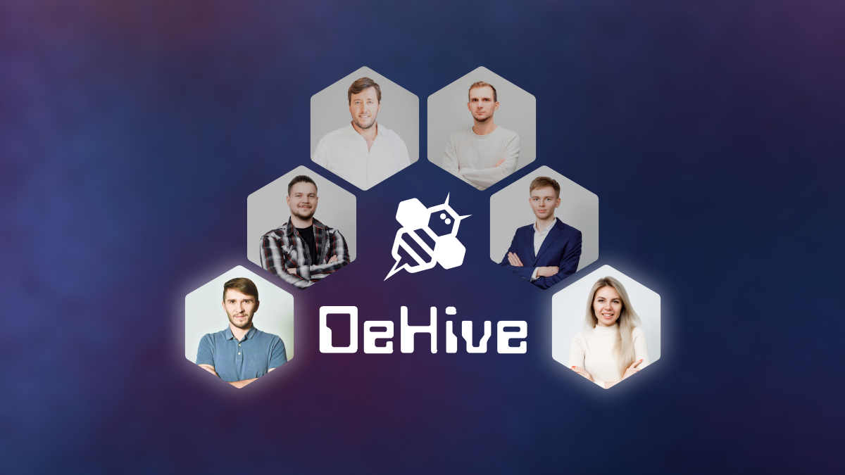 💥MEET THE NEW COO AND CMO OF DEHIVE💥
