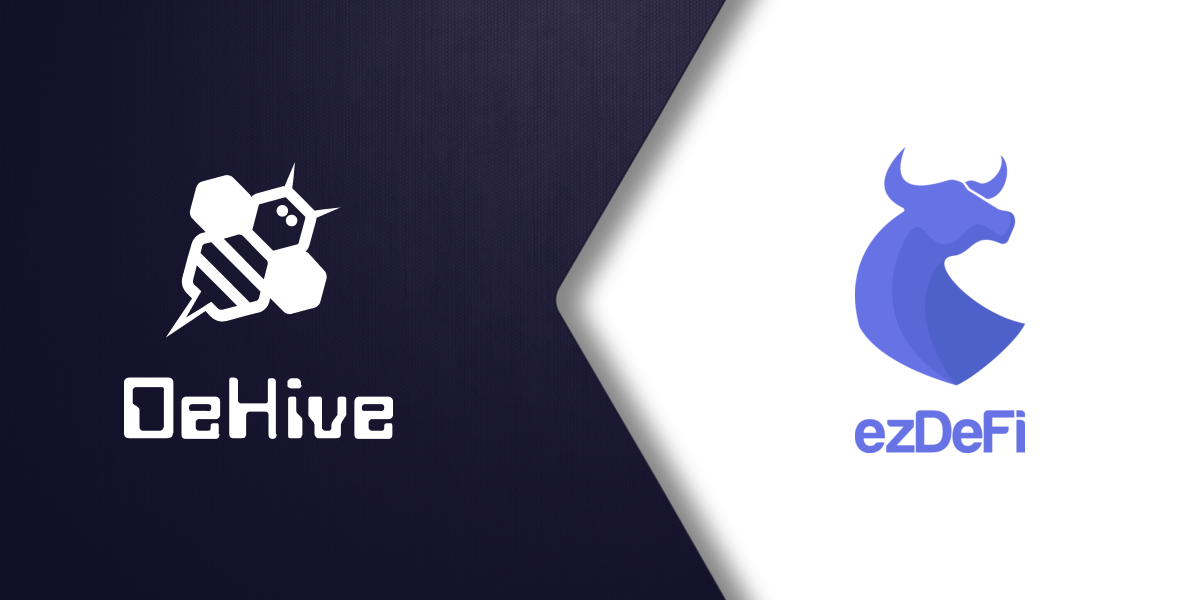 🐝DEHIVE PARTNERS WITH EZDEFI⚡️